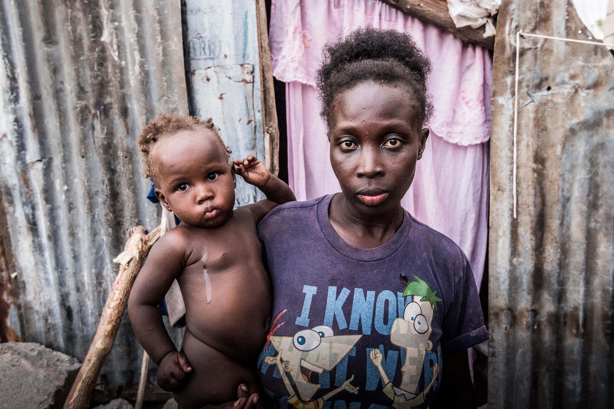 Haiti - Ouragan Matthew