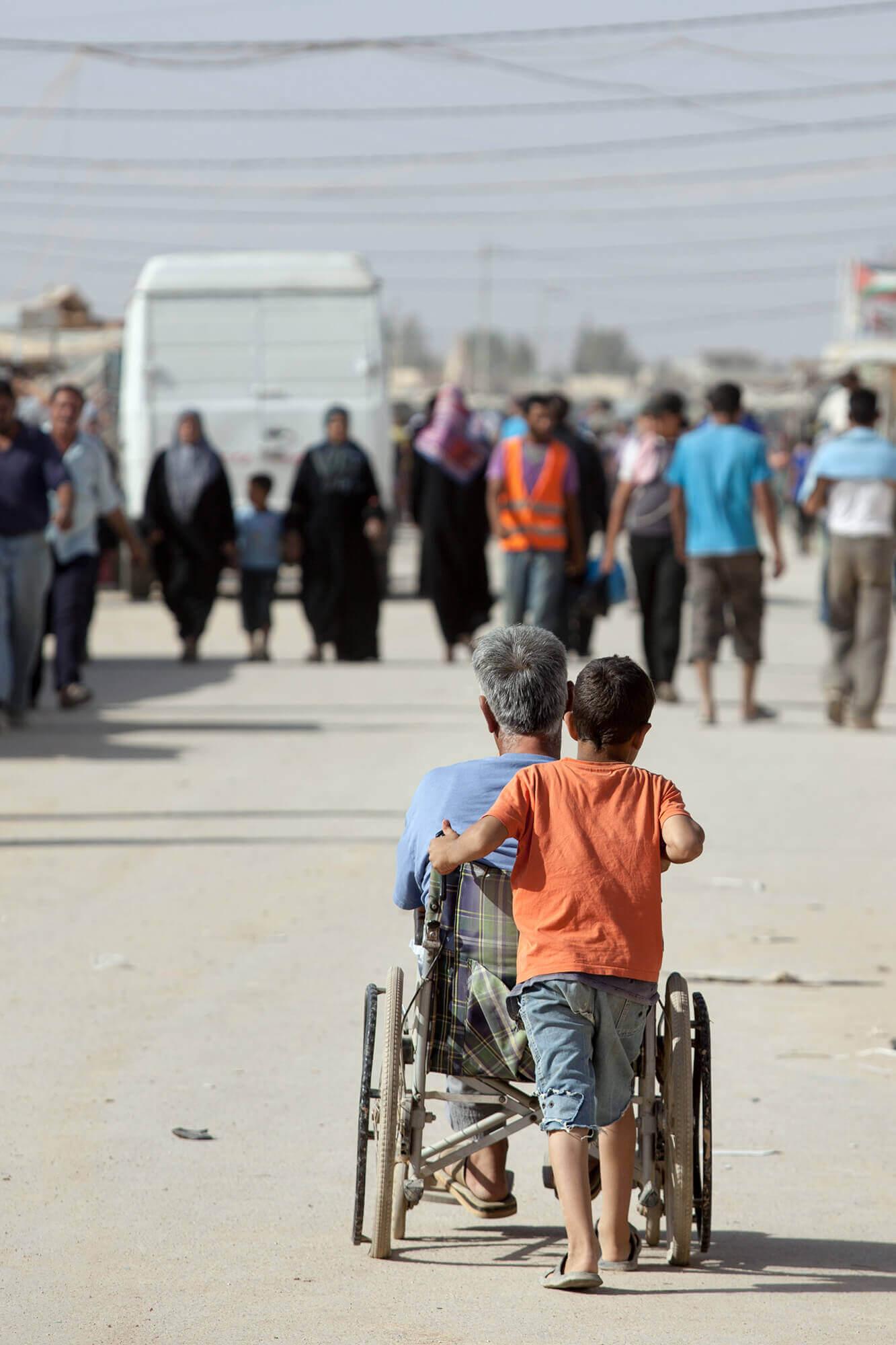 Urgence Syrie / Jordanie