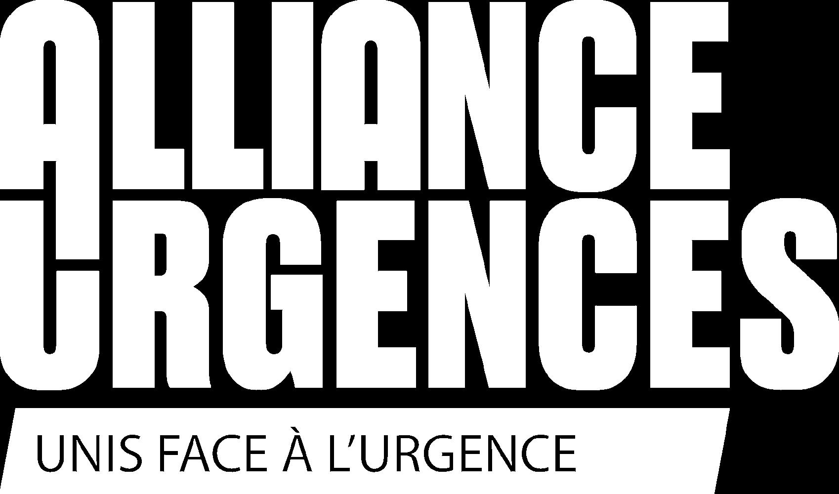Alliance Urgences - Logotype