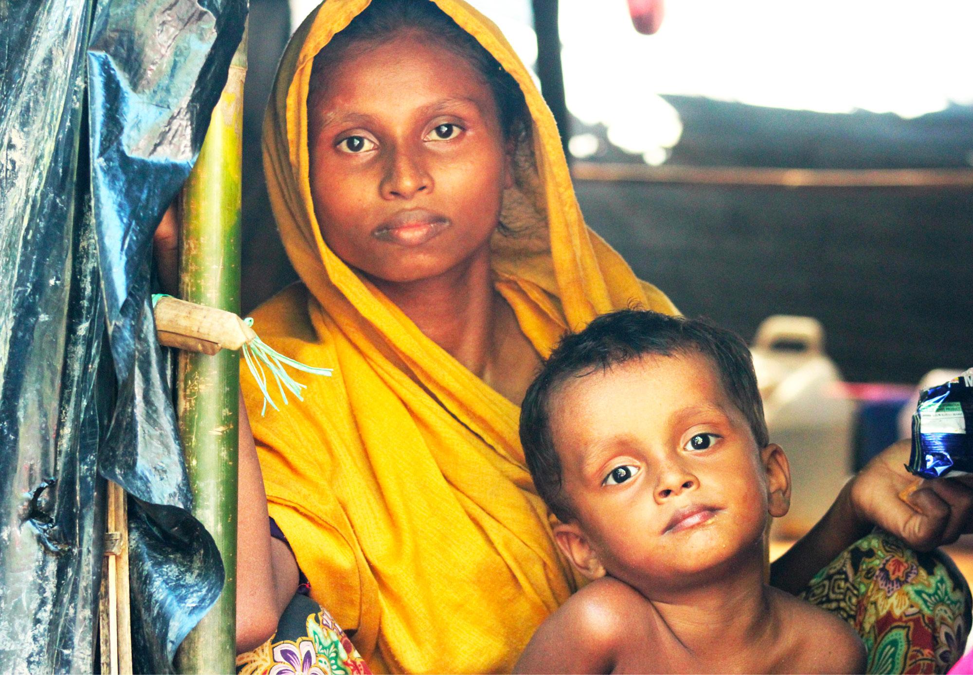 6 ONG françaises créent l'Alliance Urgenceset lancent leur premier appel pour les Rohingyas