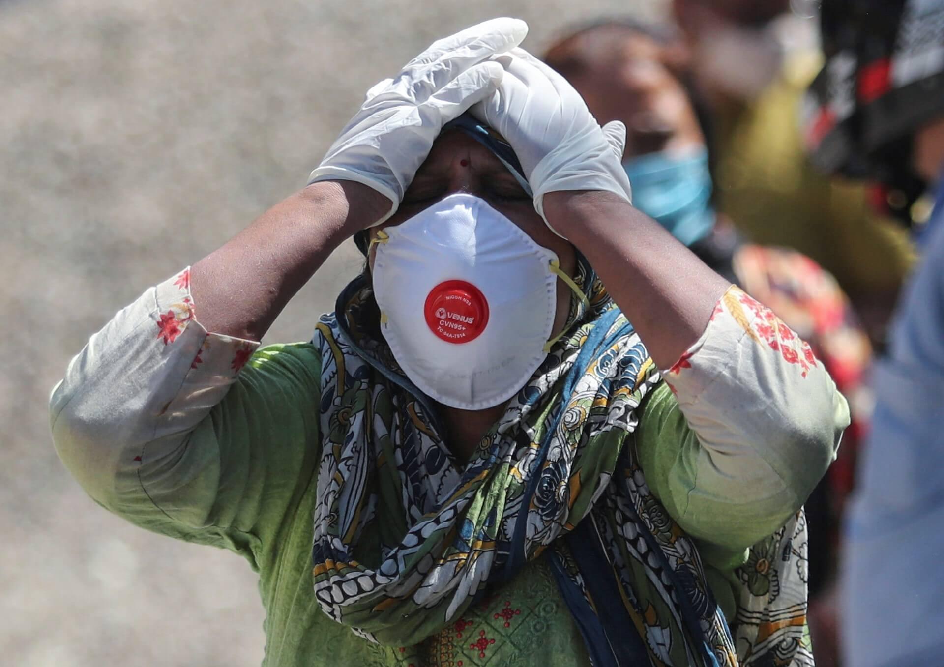 Inde/Covid. Face au tsunami épidémique, les ONG d'Alliance Urgences se mobilisent